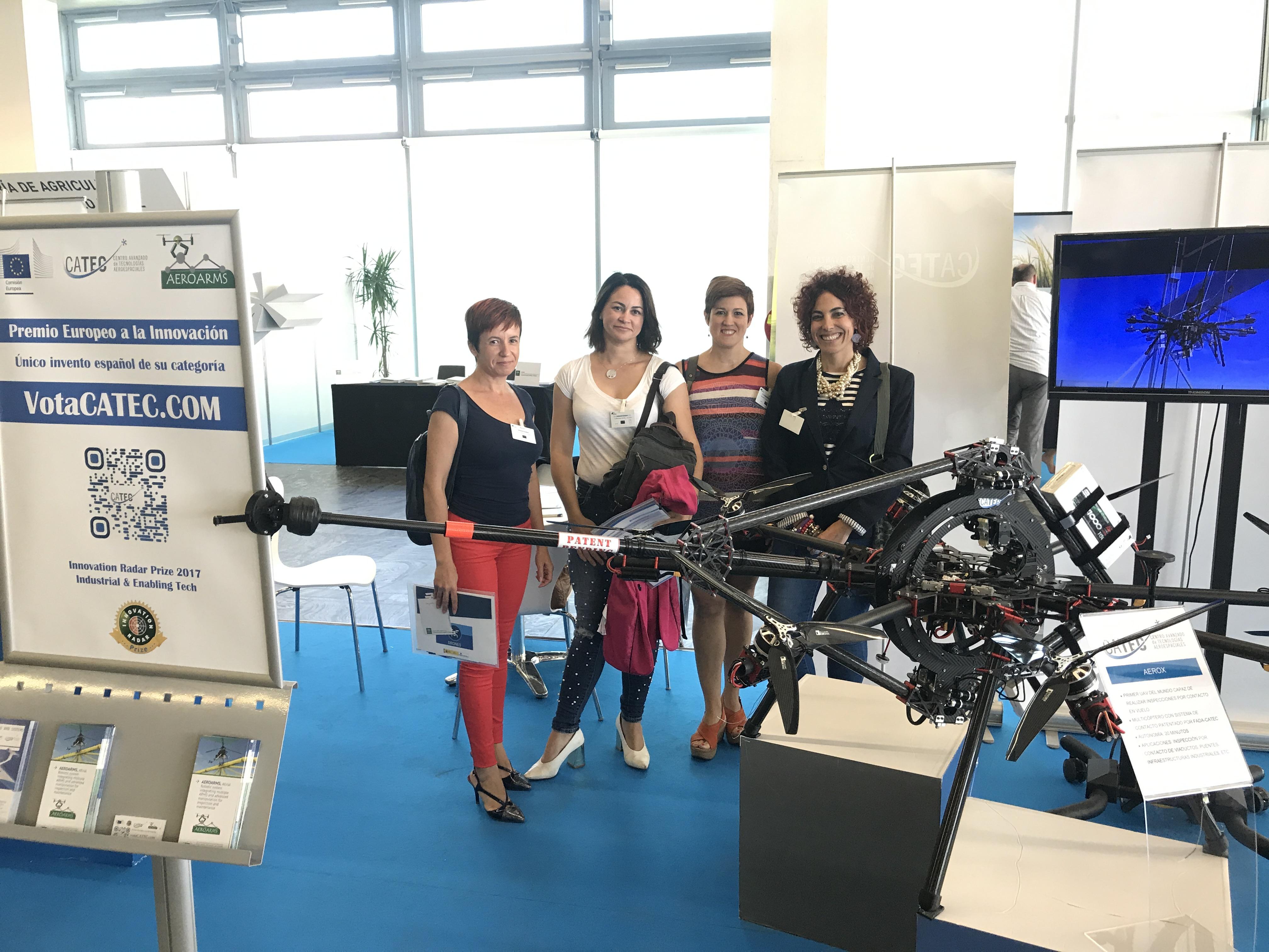 Unvex ECO-AGRO, drones aplicados a la agricultura y el medio ambiente