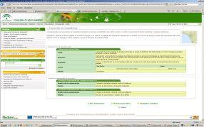 """Acceso a ficha de metadatos del Catálogo de la REDIAM. Clic en """"Más información"""" para acceder a ficha extensa."""