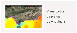 Visualizador Playas de Andalucía