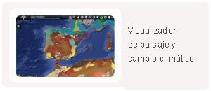 Visualizador de Paisaje y Cambio Climático