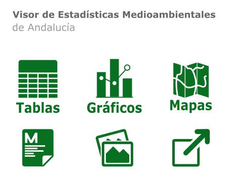 Acceso al Visualizador de Estadísticas Medioambientales