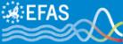 Logotipo EFAS