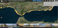 Visor de playas de Andalucía
