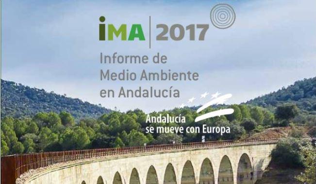 Acceso al Informe de Medio Ambiente en Andalucía 2017