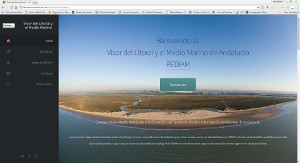 Acceso al Visor interactivo del Litoral y el Medio Marino