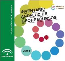 Inventario Andaluz de Georrecursos 2011