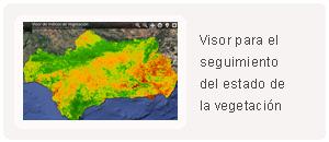 Visualizador para el seguimiento del estado de la vegetación en Andalucía