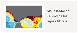 Visualizador de calidad de las aguas litorales