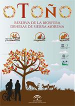 """Otoño de la Reserva de la Biosfera """"Dehesas de Sierra Morena"""""""