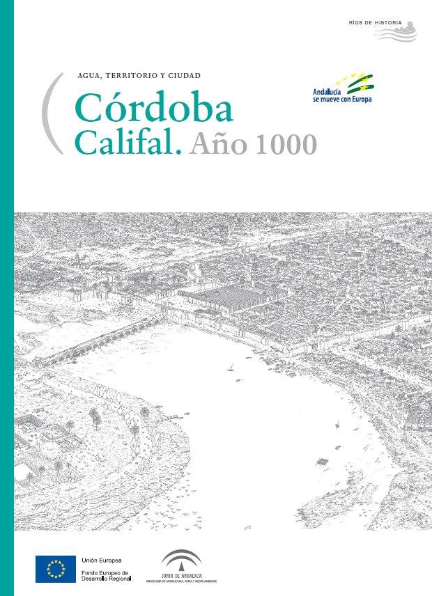 """Portada de la publicación """"Córdoba Califal. Año 1000"""""""