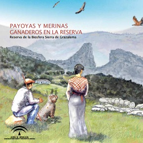 Portada de la publicación: Payoyas y Merinas Ganaderos en la Reserva