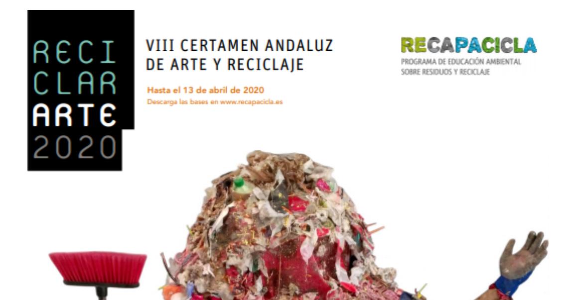 Convocatoria Reciclar Arte 2020
