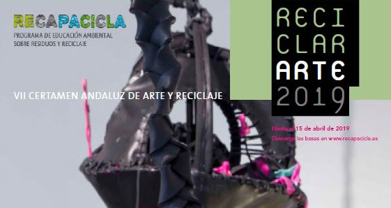 Convocatoria Reciclar Arte 2019