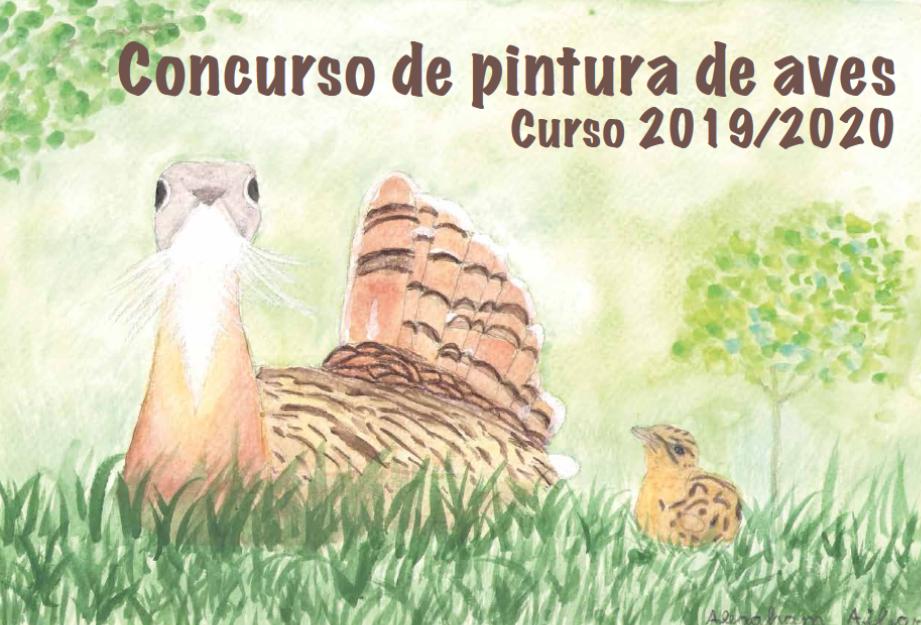 Premio de Pintura de Aves 2019/2020