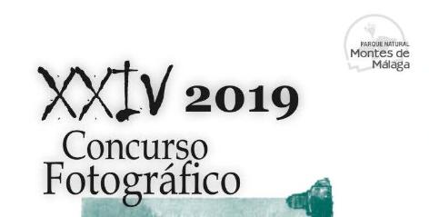 XXIV Concurso Fotográfico Parque Natural Montes de Málaga