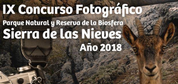 Resultado Concurso Fotográfico Sierra de las Nieves
