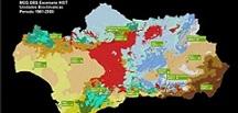 Resultados de los Escenarios Locales Cambio Climático actualizados al 5º Informe IPCC: evolución de los grupos climáticos y la temperatura