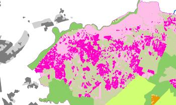 WMS Zonificación del Plan Especial de Ordenación de las Zonas de Regadíos ubicadas al norte de la Corona Forestal de Doñana