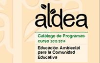 Aldea. Catálogo de Programas 2013 - 2014