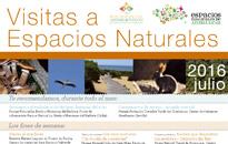 Visitas a espacios naturales: actividades recomendadas del mes de julio