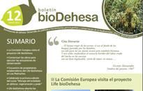 Boletín bioDehesa nº12