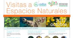 Actividades en los Espacios Naturales. Octubre