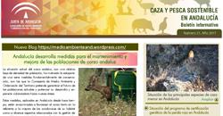 Boletín Caza y Pesca Sostenibles nº 21