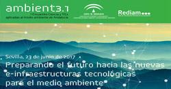 I Encuentro Ciencia y TICs aplicadas al medio ambiente de Andalucía