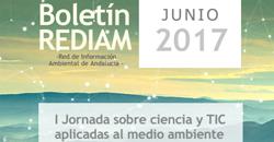 Boletín REDIAM. Junio 2017