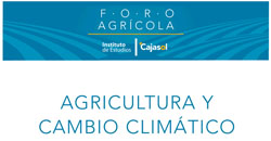 Jornada Agricultura y Cambio Climático