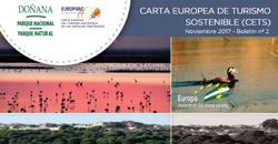 Boletín Carta Europea de Turismo Sostenible (CETS) - Doñana. Nº 2