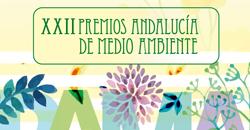 XXII Edición del Premio Andalucía de Medio Ambiente