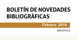 Boletín Biblioteca Febrero