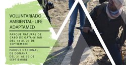 Voluntariado Ambiental Life Adaptamed