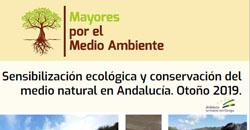 Talleres del Programa Mayores por el Medio Ambiente. Otoño 2019