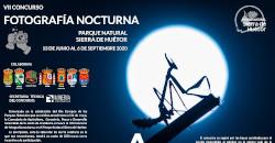 VII Concurso de fotografía nocturna P.N. Sierra de Huétor
