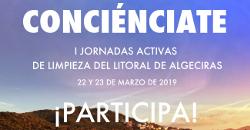 Jornada de limpieza del litoral de Algeciras