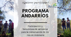 Programa Andarríos 2019