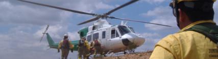El Consejo autoriza la contratación de los medios aéreos del Plan Infoca para las cuatro próximas campañas