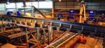 Medio Ambiente finaliza la construcción de la planta de transferencia de residuos de Lebrija