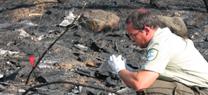 El dispositivo INFOCA cuenta con ocho brigadas de investigación de incendios forestales, una por provincia