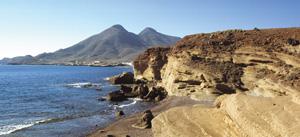 El próximo sábado entran en vigor las limitaciones al acceso de vehículos a motor a varias playas del Parque Natural Cabo de Gata-Níjar