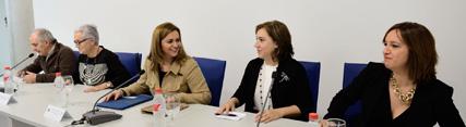 Serrano anima a la participación de todos los actores sociales en el impulso de la nueva Ley de Cambio Climático