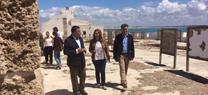 Serrano destaca el parque natural Bahía de Cádiz como una de las áreas emergentes para el 'nuevo turismo'