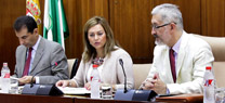 Serrano reitera la voluntad de consenso del Gobierno andaluz ante las propuestas del sector cinegético en la Comunidad