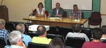 Agentes de Medio Ambiente de Almería participan en un curso sobre normativa ambiental
