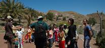 Medio Ambiente celebra en Almería una acción formativa para guías de turismo en espacios naturales