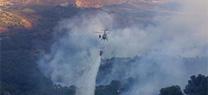 Medio Ambiente invertirá 150.000 euros en la recuperación de áreas afectadas por el incendio de la Sierra de Gádor en Almería