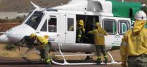 Medio Ambiente prorroga la prohibición de quemas agrícolas en terrenos forestales o de influencia de la provincia de Almería