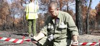 La Junta inicia expediente informativo sobre el incendio en las instalaciones de la empresa Ejido Medioambiente